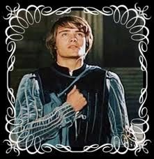 Leonard Whiting as Romeo in Franco Zeffirelli's 1968 Romeo and Juliet