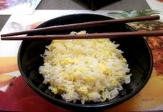 Kínai tojásos rizs Fried Rice, Macaroni And Cheese, Side Dishes, Food And Drink, Cooking Recipes, Baking, Ethnic Recipes, Desserts, Chinese