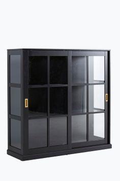 malsj vitrine teint noir teint noir hop on range pinterest vitrines noir et salle. Black Bedroom Furniture Sets. Home Design Ideas