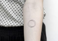 25 Minimalist Tattoos That Are Impossibly Pretty | StyleCaster