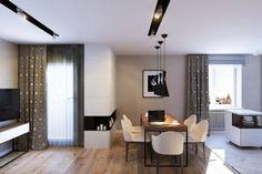 Blog - Apartamento aberto e elegante #pin_it @mundodascasas See more here: www.mundodascasas.com.br