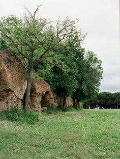 Roma - Parco di Tor Tre Teste - Acquedotto Alessandrino 2