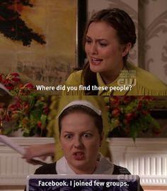 dorota! I always secretly thought she was the Gossip Girl. Nope.