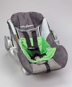 Take a look at this Road Tripzzz Green Dri-Seatzzz Car Seat Pad on zulily today!