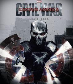 Captain America: Civil War fan-made poster by DarthDestruktor.deviantart.com on @DeviantArt
