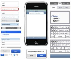 How to create an iPhone App