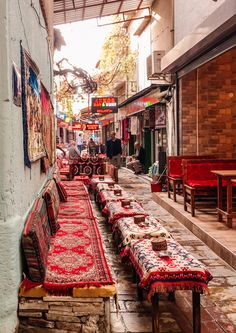 5 Fun Things To Do in Izmir, Turkey 5 Budget Things To Do in Izmir, Turkey – Curiously Erin Turkey Vacation, Turkey Travel, Places To Travel, Places To Go, Turkish Architecture, Travel Tours, Travel Guides, Travel Destinations, Budget Travel