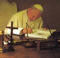 Summary of Key Writings of Pope John Paul II Catholic Saints, Roman Catholic, Juan Pablo Ll, Anima Christi, Saint Peter Square, Hero Quotes, Pope Benedict, Pope John Paul Ii, Religious Books