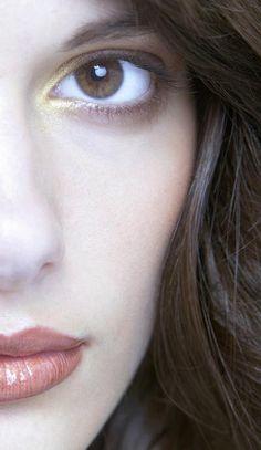 brown eyes #mirabellabeauty #brown #eyes