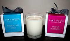 Delight your home with Gabriel John Candles, a new line of luxury candles. The eco-friendly, handmade candles feature GMO-free soy wax, cotton wicks, and pure essential oils. Add elegance and calm to your home with Gabriel John Candle's unique scents. The Lake House, Secret Garden, Holiday, and NV Collections are available for purchase at www.gabrieljohncandles.com.