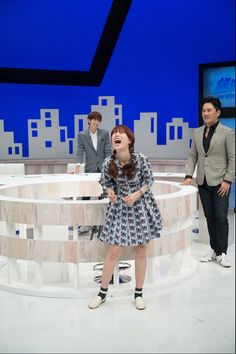 Kara YoungJi @ TV Show 'The Lord Of The Ratings'