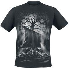 Naglfar - T-Shirt by Toxic Angel