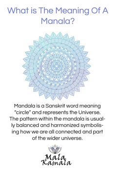 What is the meaning of a mandala? Where does a mandala come from? What is a mandala? Mandala Meditation. Spiritual Yoga Symbols and What They Mean Mala Kamala Mala Beads - Boho Malas, Mala Beads, Yoga Jewelry, Meditation Jewelry, Mala Necklaces and Bracel