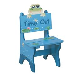 Time Out Chair - Frog