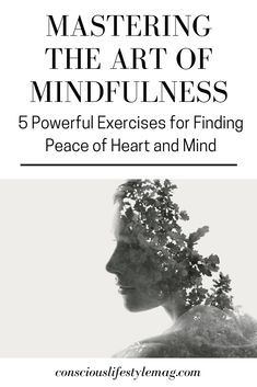 Mindfulness Exercises: Mindfulness exercises to help you find peace of mind, heal stress, improve brain function, boost mood and live in the moment. Master the art of mindfulness. Meditation Techniques For Beginners, Mindfulness For Beginners, Yoga Poses For Beginners, Emotional Awareness, Best Meditation, Mindfulness Exercises, Holistic Medicine, Mindful Living, Finding Peace