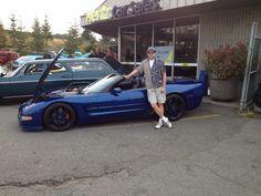 Good time at the car show Surry BC Car Show, Corvette, Bmw, Vehicles, Corvettes, Car, Vehicle, Tools