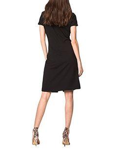 Peperuna Kleid Pe48 (schwarz)