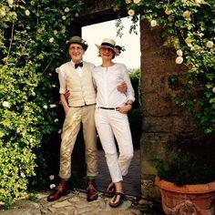 70代に全く見えない!ファッションセンス抜群のおじいちゃんに惚れてまう(画像15枚) | 笑うメディア クレイジー