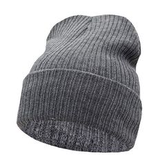 Beanies Winter Hat For Men Knitted Hat Women Winter Hats For Women Men Knit Caps Blank Casual Wool Warm Flat Bonnet Beanie 2016