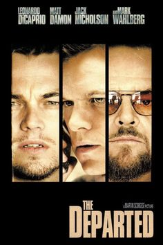 the departed, martin scorsese, 2006