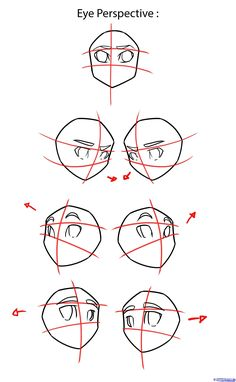 How to Draw Anime Eyes, Step by Step, Anime Eyes, Anime, Draw Japanese Anime, Draw Manga, FREE Online Drawing Tutorial, Added by NeekoNoir, ... #DrawingAnimeCharacters #mangadrawing