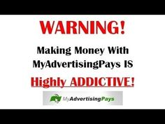 MAPS Does Pay, How To Get Started in My Advertising Pays