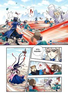 Manga Descenso del Fenix -Descent of the Phoenix- Capítulo 13 Página 20