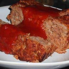 Sweet and Sour Meatloaf - Allrecipes.com