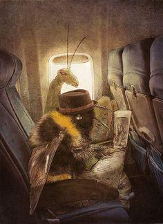 Flight of the Bumblebee, by Eric Fan
