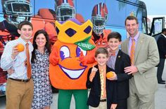 Dabo and family!