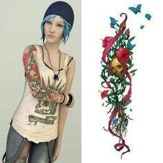 Chloe Price's tattoo *-* | Cosplay Amino