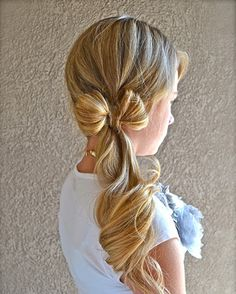Easy Hairdos That Will Transform Your Morning Routine via Brit + Co.