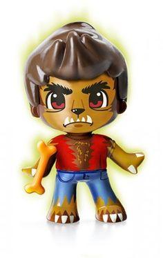 Pinypon Figuras de Terror: Lobo. #Pinypon #minidolls #toys #juguetes #dolls #fantasy #kids #ToyStore
