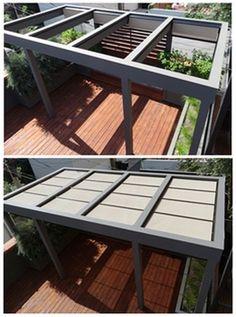 outdoor patio design restaurant pergola - Google Search