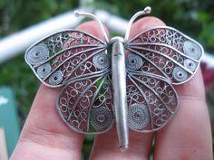 Silver Filigree