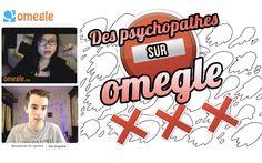 Omegle : Pere Castor, Johnny depp & des Psychopathes