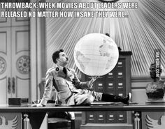 Hitler saw this movie... just sayin