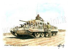 Cruiser Tank Mk.VI (A.15) Crusader II