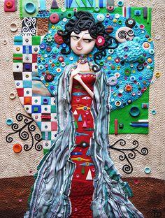 Tammy Durham amazing polymer clay artist