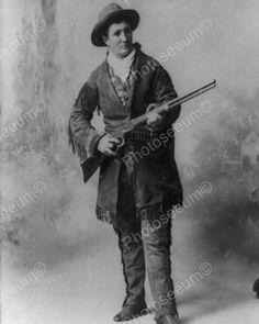 Calamity Jane 1890s Vintage 8x10 Reprint Of Old Photo