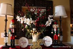 Adventures in Decorating: 2010 Christmas