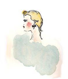 Pale Beauty. Illustration: Gillian Didham