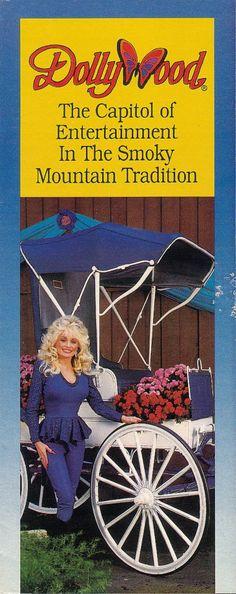 Dolly Parton ...~@ Dollywood