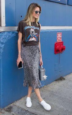 Calçados Brancos: super trend! - Moda que Rima