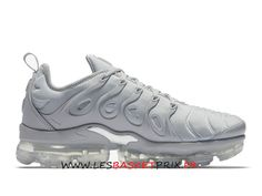 new arrivals c9a61 6afa6 Nike Air Vapormax Plus Pas Cher Chaussures Nike Basket Pour Homme Gris  924453-005 -