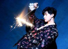 """[STARCAST] Exclusive Monsta X 1st Full Album THE CLAN 2.5 ""Beautiful"" Jacket Shoot  Source: Naver Starcast"""