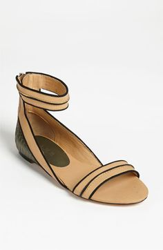 L.A.M.B. 'Ciara' Sandal available at Nordstrom...Oh Gwen! I love your stuff