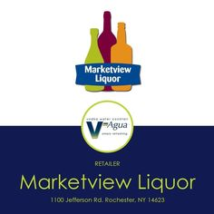Now Available @ Marketview Liquor  1100 Jefferson Rd. Rochester NY 14623  #MarketviewLiquor #RochesterNY #vodkawaterdrink #vodkawater #vodkacocktail #vodkadrink #vodkapouch #vodka