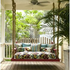 Daybed Swing Design Ideas, Pictures, Remodel, and Decor