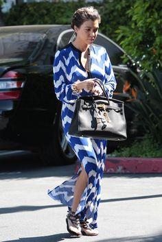 Kourtney Kardashian and Sisters Meet at Kris Jenner's Office | Kourtney Kardashian